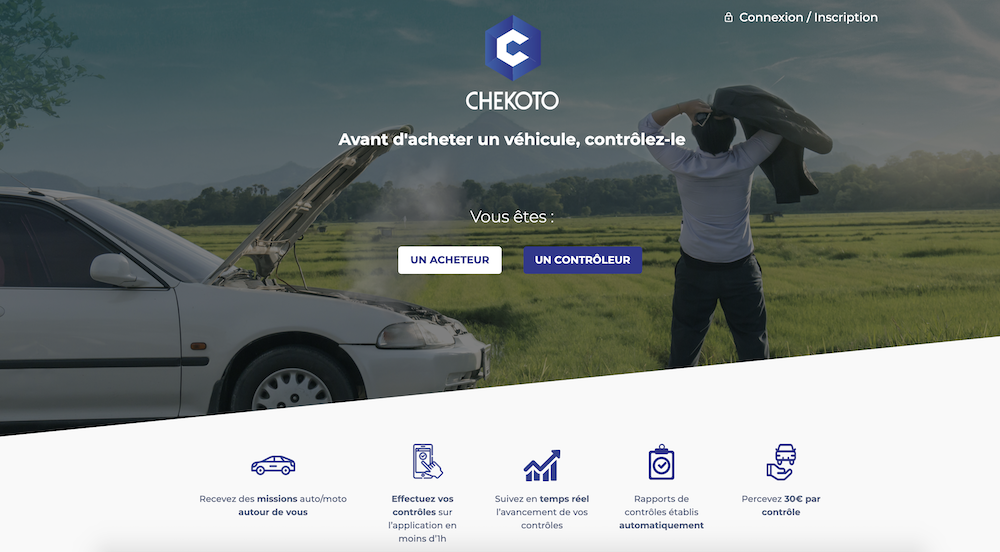 chekoto website